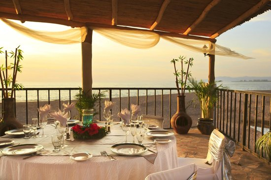 Costa Club Punta Arena: Romantic sunset