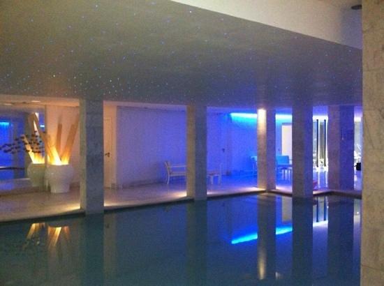 Cesar Resort & Spa:                   spa