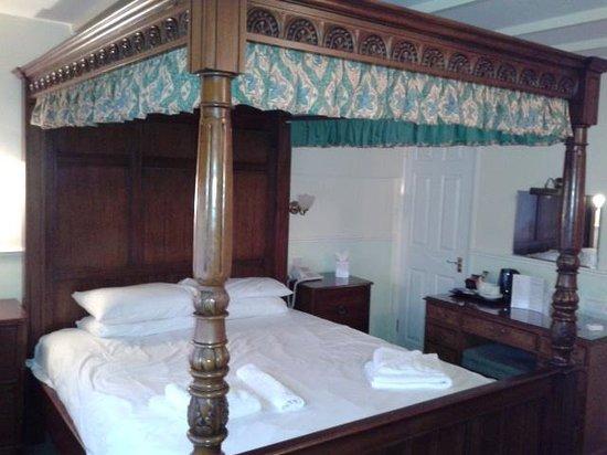 Damson Dene Hotel:                   Well comfy!!