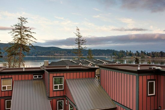 Sooke Harbour Resort and Marina: View