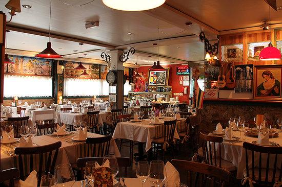 Excelente Restaurante La Cucina di Tullio Santini