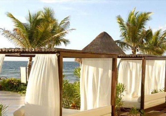 Hotel Marina El Cid Spa & Beach Resort:                   outdoor area