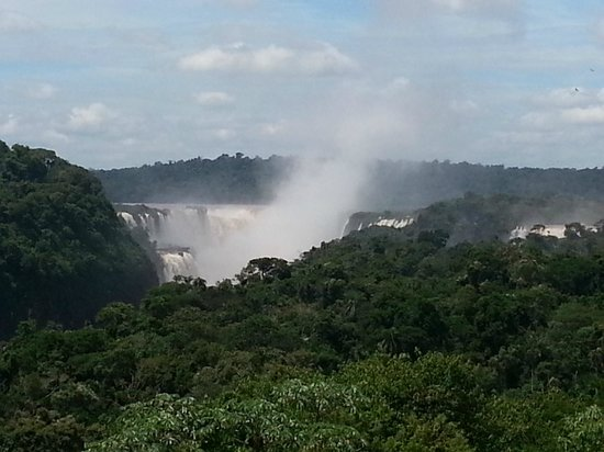 Sheraton Iguazu Resort & Spa:                   View from hotel room