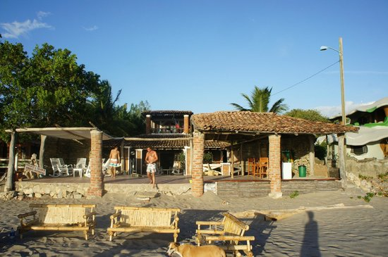 Popoyo Beach Hostel:                   The Perfect Place to Stay at Popoyo