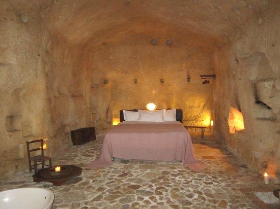Sextantio Le Grotte della Civita:                                     interno grotta 2