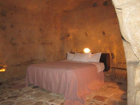 Sextantio Le Grotte della Civita:                                     interno grotta 4