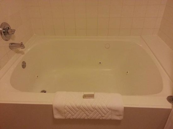 whirlpool tub - picture of doubletree suiteshilton hotel
