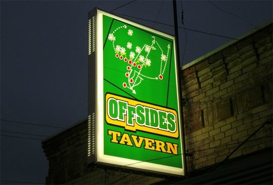 Excellent Ribeye Review Of Offsides Tavern York Ne