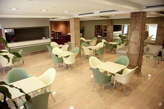 Hotel Cesaraugusta: Restaurant