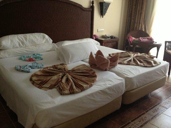 Clubhotel Riu Karamboa:                   twin room