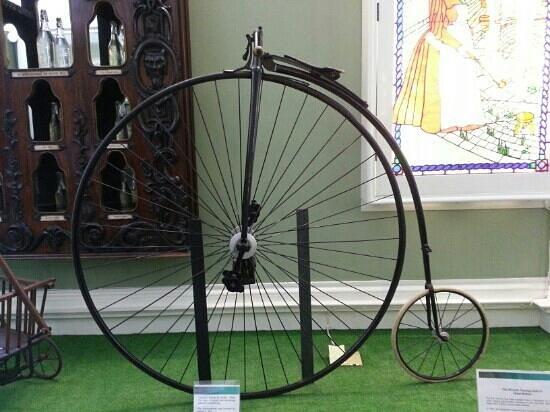 Royal Pump Room Museum:                   latest bike in Harrogate