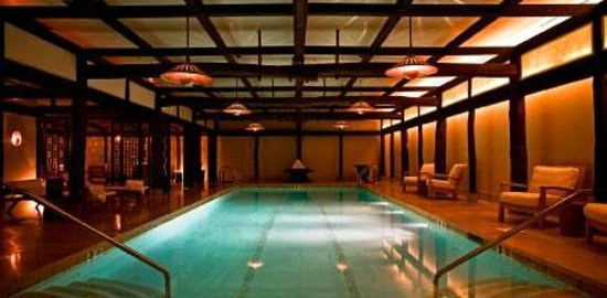 Greenwich Hotel:                   Hotel Pool
