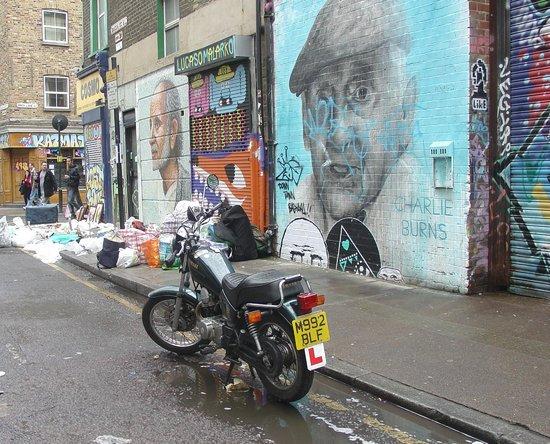 Brick Lane:                   Great Art!
