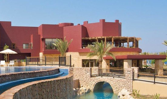 Mövenpick Resort Tala Bay Aqaba:                   outside area