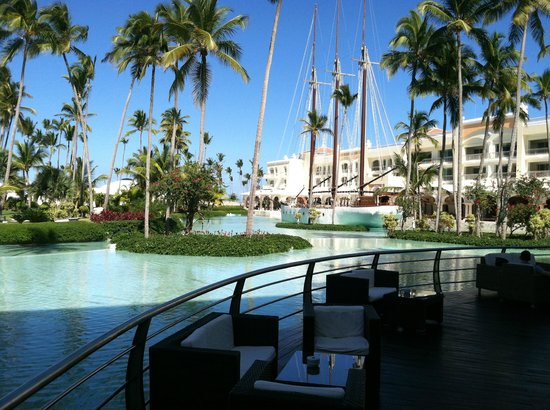 Iberostar Grand Hotel Bavaro:                   Iberostar : view when you arrive