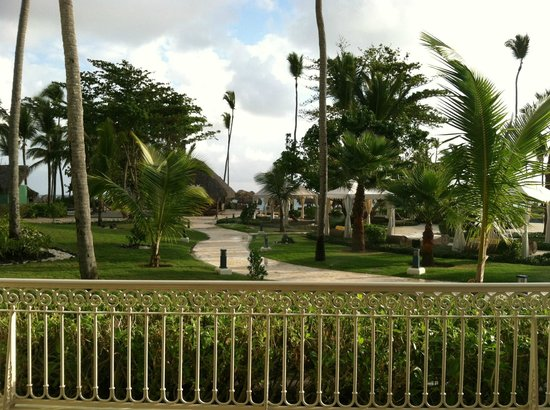 Iberostar Grand Hotel Bavaro:                   room 7020....view!