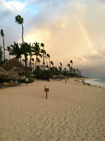 Iberostar Grand Hotel Bavaro:                   Early morning view from Iberostar beach