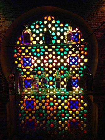 Zaki Hotel: Le Bar de la boite de nuit