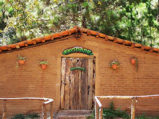 Tapalpa, Messico: Área de Sanitarios