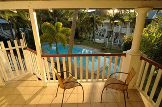 BEST WESTERN Mango House Resort: Guest Room Balcony