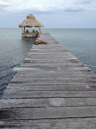 Xanadu Island Resort:                   pier view