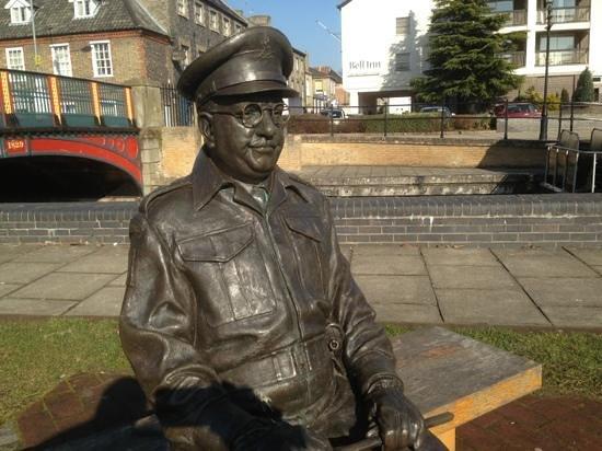 Thetford, UK :                   Captain Mainwaring