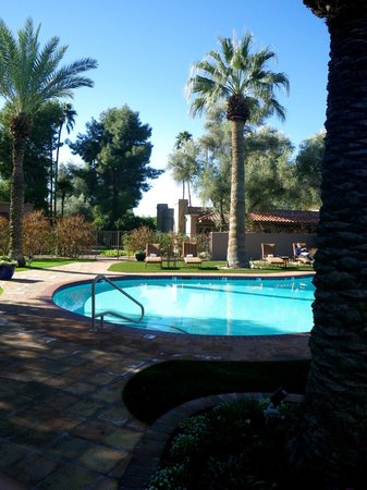 Hermosa Inn: The Pool