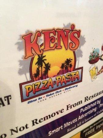 Ken's Pizza & Pasta :                   kens pizza