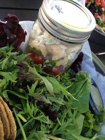 Relish Cafe & Market Place :                   chicken salad