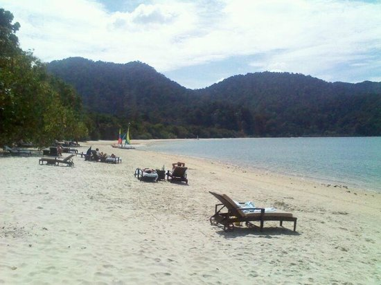 The Andaman, A Luxury Collection Resort :                   spiaggia