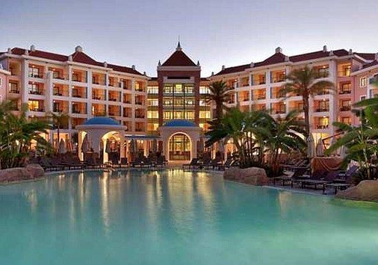 Hilton Vilamoura As Cascatas Golf Resort & Spa:                   pool