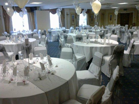 York Suite Wedding Buffet Picture Of Aston Court Hotel Derby