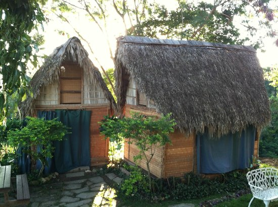 Tubagua Plantation Eco Lodge:                   Rooms