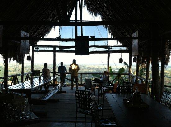 Tubagua Plantation Eco Lodge:                   Common Area/Dining Room