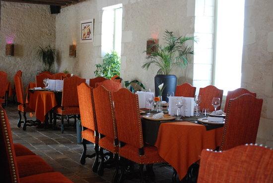 Restaurant La Liodiere: L'intérieur