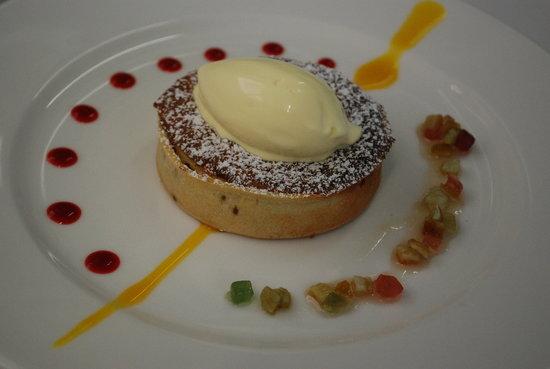Restaurant La Liodiere: Le nougat de Tours