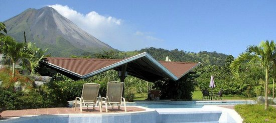 Arenal Springs Resort and Spa:                   fachada