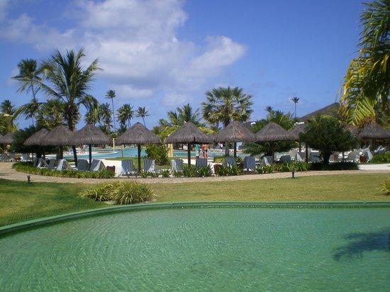 Iberostar Praia do Forte:                   Vista do hotel