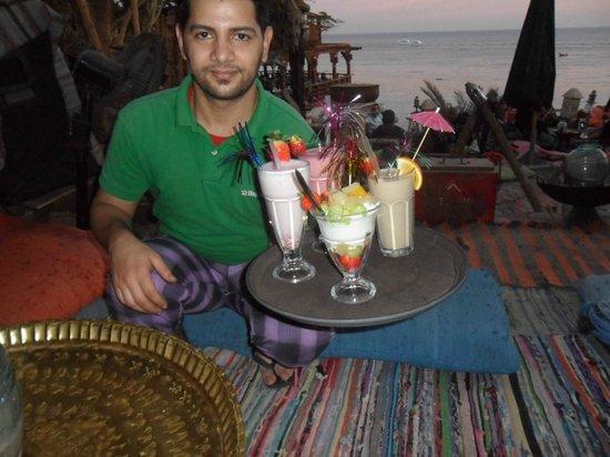 Farsha Café:                                     Milkshakes!