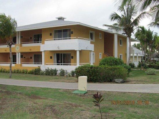 Paradisus Varadero Resort & Spa:                   Our corner room on second floor