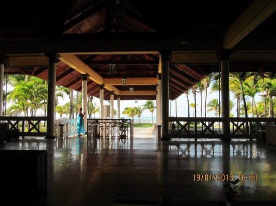 Paradisus Varadero Resort & Spa:                   Pic from our fav lobby seat