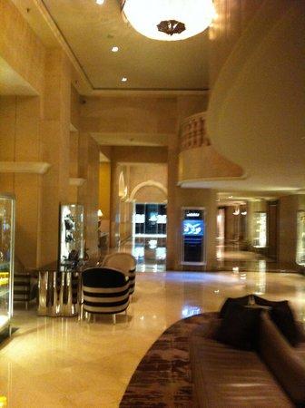 Phoenicia Hotel:                   Lobby