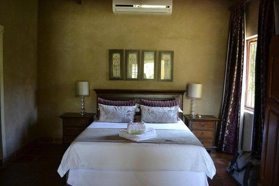 Cultivar Guest Lodge:                   Schlafbereich