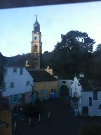 Hotel Portmeirion:                                     Beautiful Portmeirion !!!!