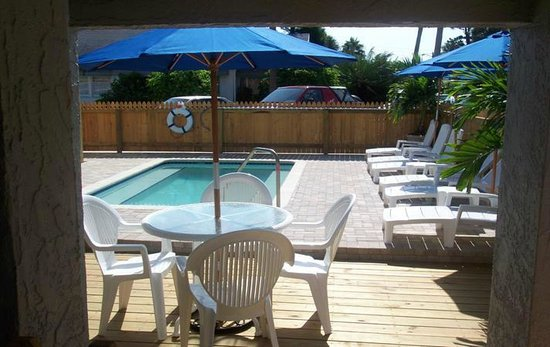 Sabal Palms Inn: Spa Pool