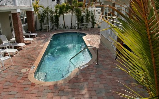 Coconut Inn: Pool