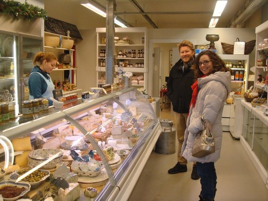Season Tours:                   Burid Cheese Shop