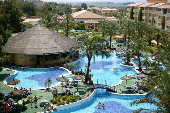 Prinsotel La Dorada:                   pool