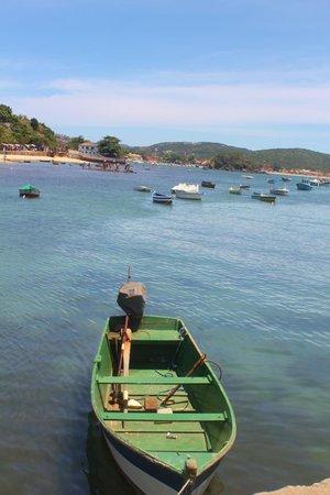 Pousada L'Escale:                   Vue sur le Port
