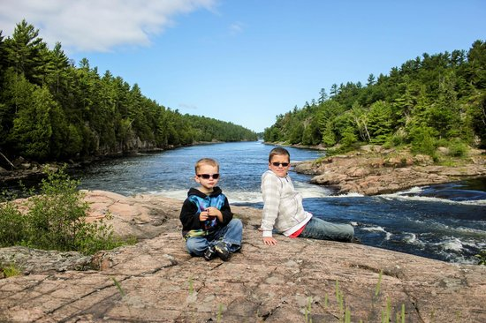 French River Provincial Park:                                     French River Hiking Trail